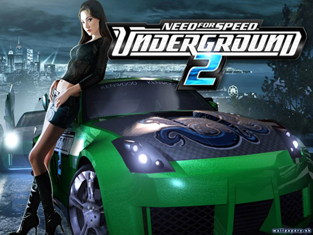 Need for speed underground 2 wallpaper 1 - Need for speed underground 1 wallpaper ...