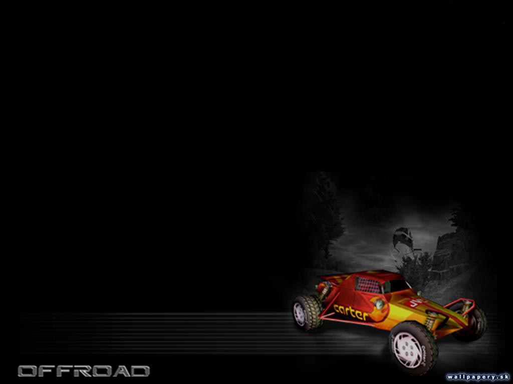 Off-Road: Redneck Racing - wallpaper 3